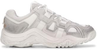 Diadora Two-Tone Sneakers