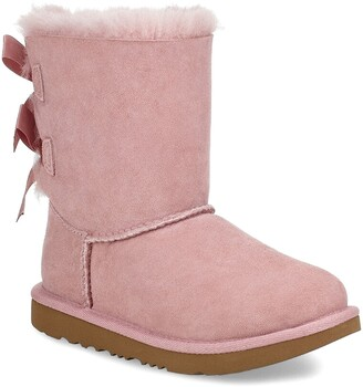 UGG Bailey Bow II Water Resistant Genuine Shearling Boot