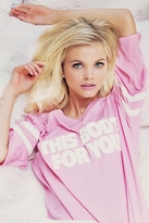 Wildfox Couture This Bod Jersey Tunic in Dream House