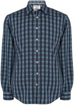 Thomas Pink Thomas Pink Austin Check Slim Fit Button Cuff Shirt