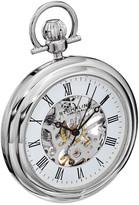 Stuhrling Original Sturhling Original Men's Stainless Steel Pocket Watch