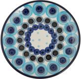 Bunzlau Castle - Cake Plate - Big Dots