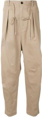 SONGZIO Signature String Cargo Trousers