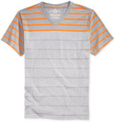 American Rag Men's Two Tone Stripe T-Shirt, Only at Macy's