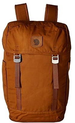 Fjallraven Greenland Top (Chestnut) Backpack Bags