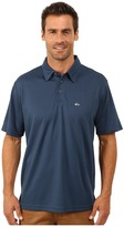 Quiksilver Waterman - Waterman Collection Water Polo 2 Knit Polo Men's Short Sleeve Pullover