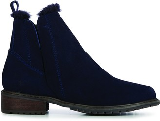 Emu Austalia Pioneer In Navy Boot - 5