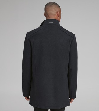 Andrew Marc   Final Sale Westcott Wool Car Coat