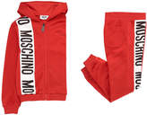 Moschino Hoodie and tracksuit pants