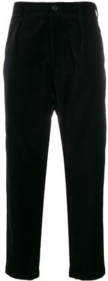 Engineered Garments Carlyle velvet trousers