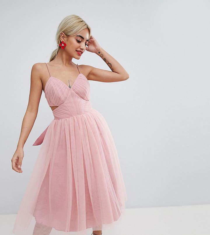 045468b121e Pink Prom Dresses - ShopStyle