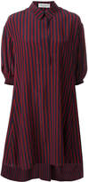Sonia Rykiel striped shirt dress