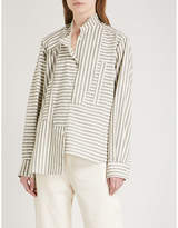 Loewe Striped cotton shirt