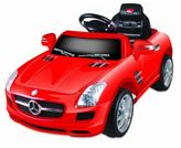Mercedes SLS Ride-On in Red