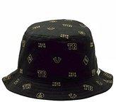True Religion Men's Monogram TPU Twill Bucket Hat