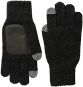 Original Penguin Textured Knit Tech Touch Gloves