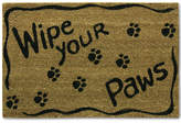 "Bacova Wipe Your Paws 18"" x 30"" Doormat Bedding"