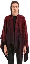 Missoni Gradient Zigzag Wool Shawl