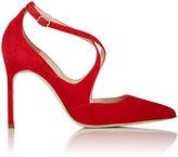 Manolo Blahnik Women's Tugia Pumps-RED