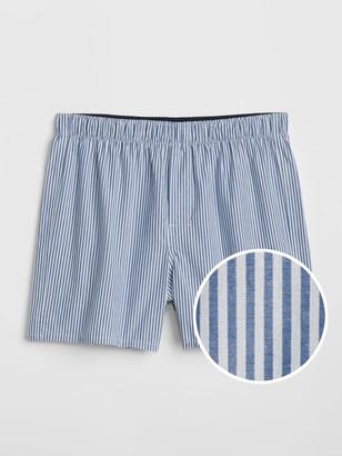 """Gap 4.5"""" Stripe Boxers"""