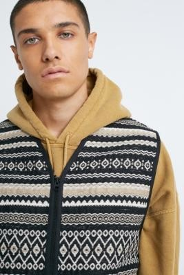 Urban Outfitters iets frans. Trevor Tapestry Gilet - Assorted S at