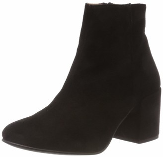 Selected Women's SLFSANA Suede Boot B Ankle