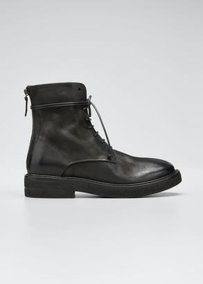 Marsèll Parrucca Lace-Up Combat Boots