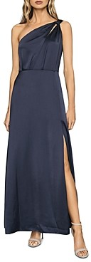 Reiss Dorothy One-Shoulder Maxi Dress