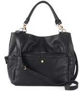 Lauren Conrad Diaper Bag with Portable Changing Pad