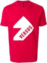 Versus Lightning Bolt T-shirt - men - Cotton - XS