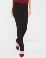 White House Black Market Petite Ponte Slim Pants