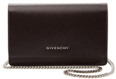Givenchy Pandora Leather Wallet On A Chain