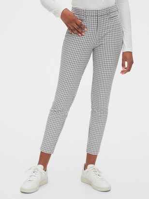 Gap Crepe Skinny Ankle Pants
