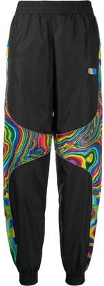 GCDS Panelled Track Pants