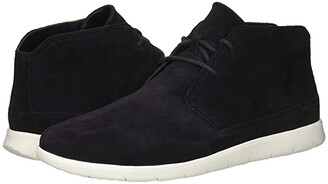 UGG Dustin Chukka (True Navy) Men's Lace-up Boots