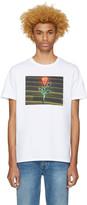 A.P.C. White La Rose T-shirt