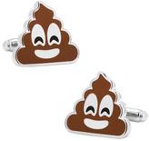 Cufflinks Inc. Men's Poo Emoji Cufflinks