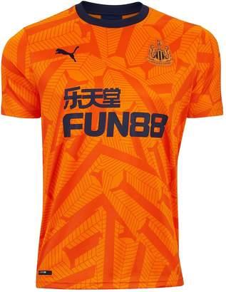 Puma Newcastle 19/20 Third Replica Shirt - Orange