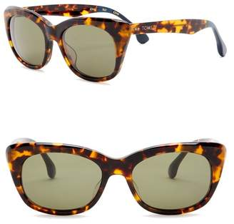 Toms 53mm Kitty Cat Eye Sunglasses