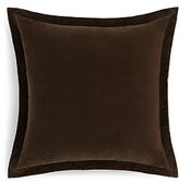 Frette Biba Velvet Decorative Pillow, 20 x 20