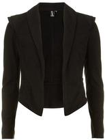 Dorothy Perkins Black shoulder detail blazer