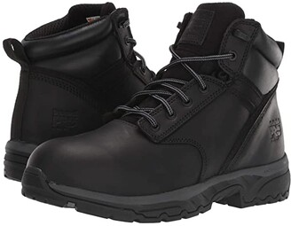Timberland 6 Jigsaw Steel Toe (Brown 1) Men's Shoes