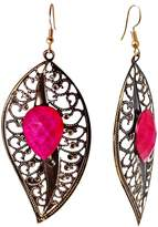 Ghoomar Indian Fashion Jewelry Accessories 1 Pairs Dangle Earrings Gift For Women