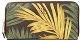 Lauren Ralph Lauren Amberly Palm Zip Wallet