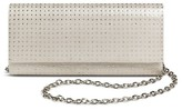 Betseyville by Betsey Johnson Women's Gem Studded Clutch Handbag with Chain Strap