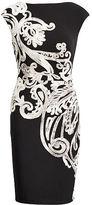 Ralph Lauren Paisley-Print Jersey Dress