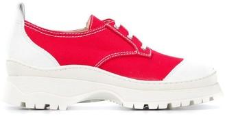 Nicole Saldaña Colour Block Sneakers