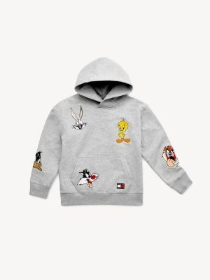 Tommy Hilfiger TJ x Looney Tunes All-Over Print Hoody