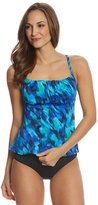 Longitude Rhapsody Peasant Tankini Top 8150576