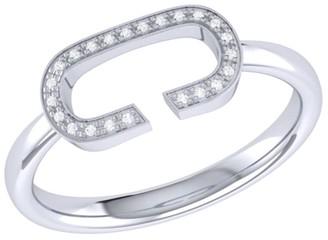 Lmj Celia C Ring In Sterling Silver